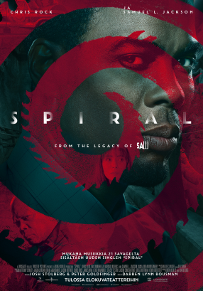 Spiral: From the Book of Saw Juliste