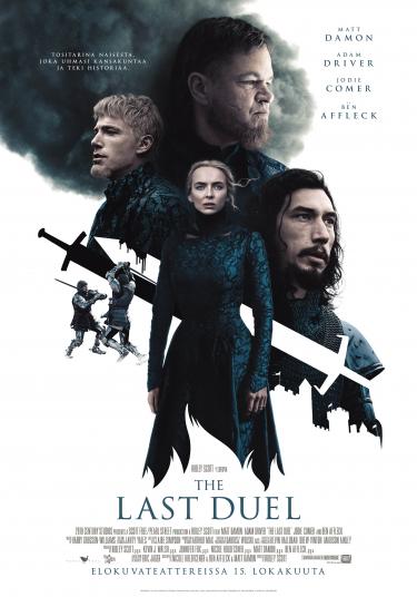 The Last Duel Juliste